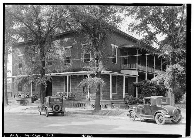 Wil Hotel Broad Street Camden Alabama