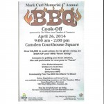 barbeque cook-off 2014